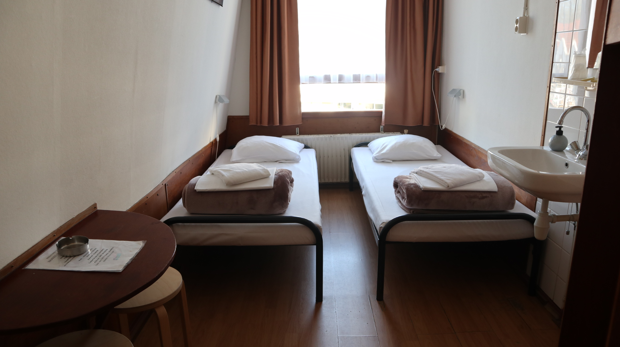 Amsterdam Budget hotel - double Room